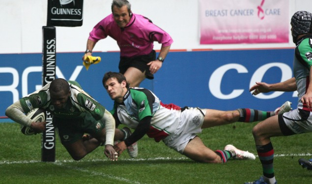 Irish win battle of play-off hopefuls