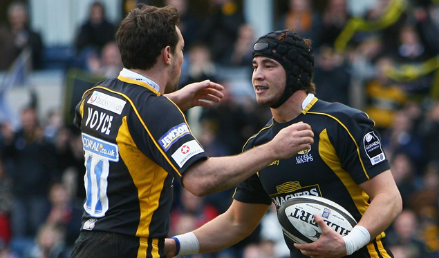 Wasps power past Warriors