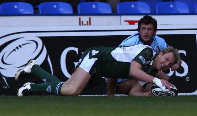 Irish receive boost by battering Bristol