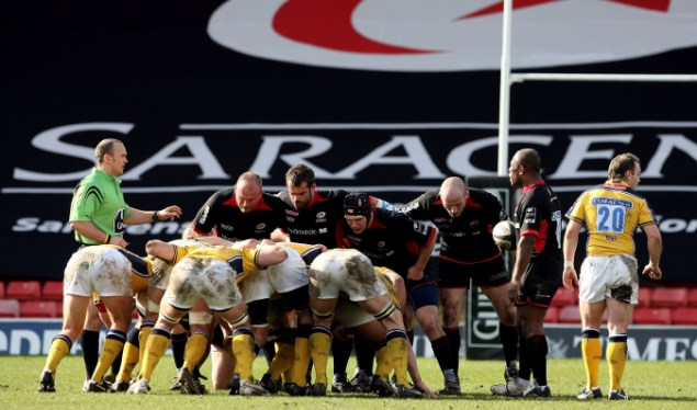 Saracens back in the hunt as Leeds lose again
