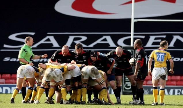 Saracens back in the hunt as Leeds lose again