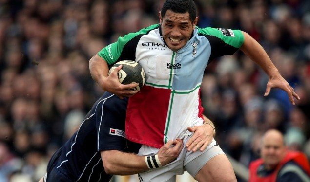 Bristol fall to the mighty Quins