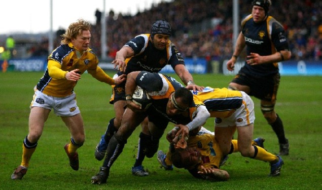 Even-stevens at Sixways
