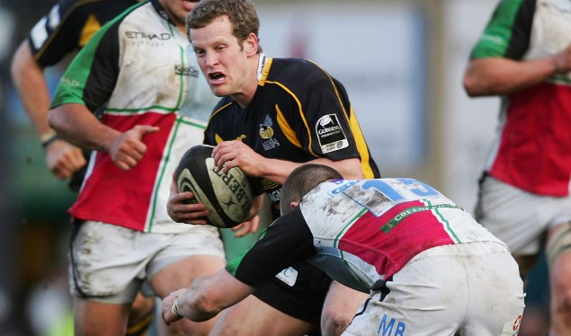 Wasps hang on to secure win over Quins