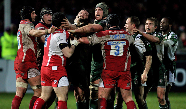 Gloucester win to reclaim top spot