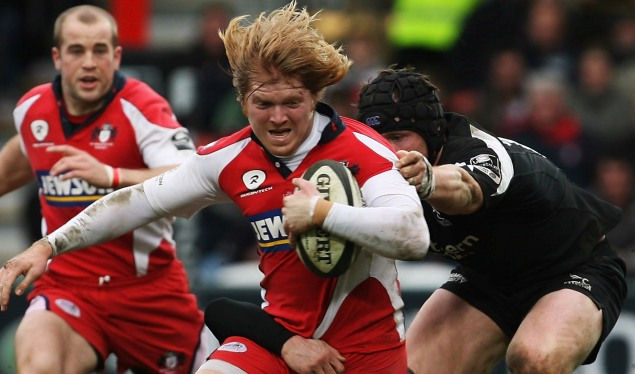 Gloucester fight back to down Falcons
