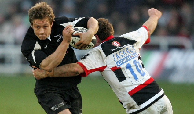 Newcastle pip Saracens to the post