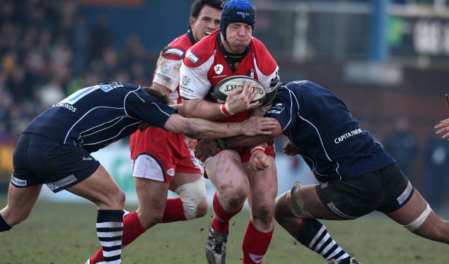 Bristol beat Gloucester to the win
