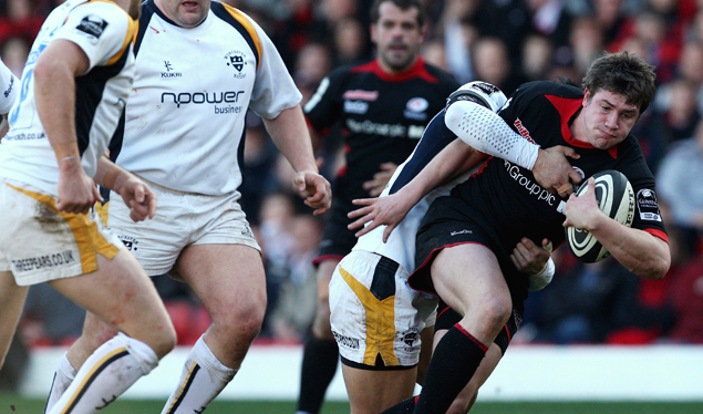 Saracens too strong for Worcester