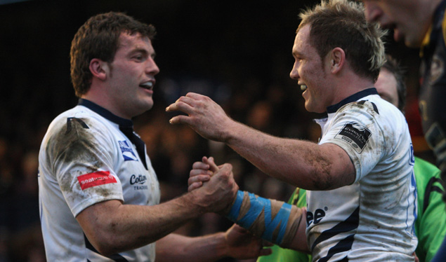 Sale quell spirited Leeds to score fourth straight win