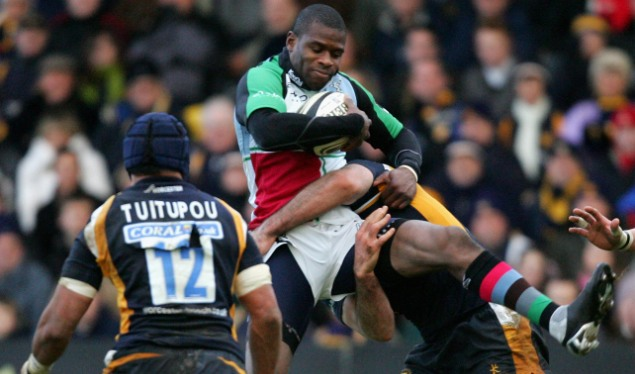Too tight to call for Harlequins win