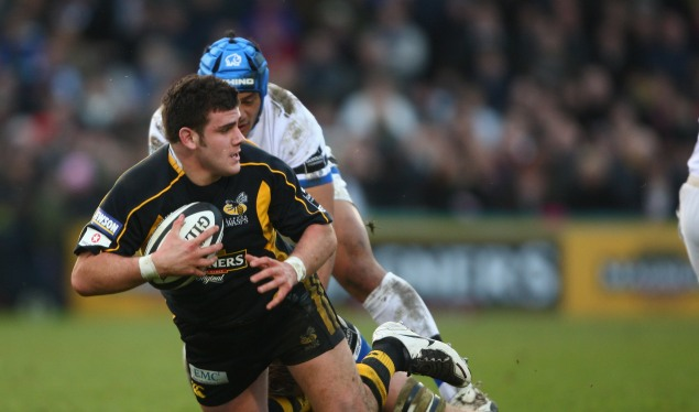 Sackey 60th try helps push Wasps towards victory
