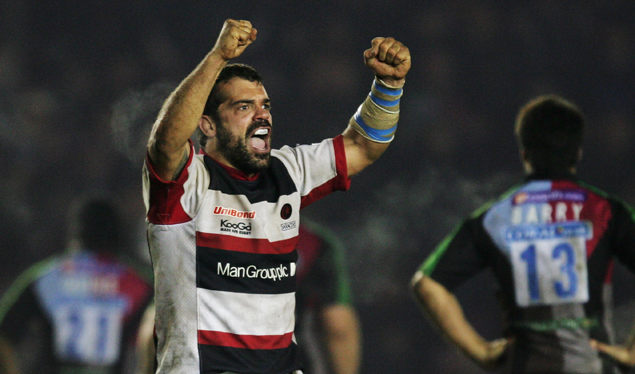 Saracens edge out Quins