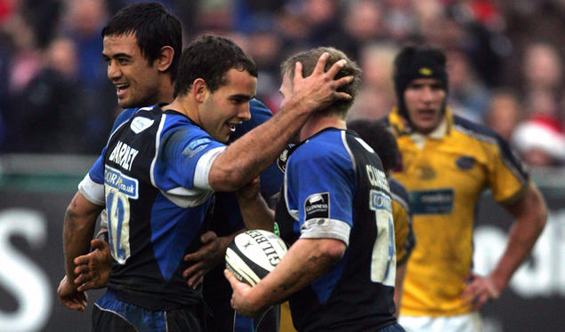 Bath storm to top of table
