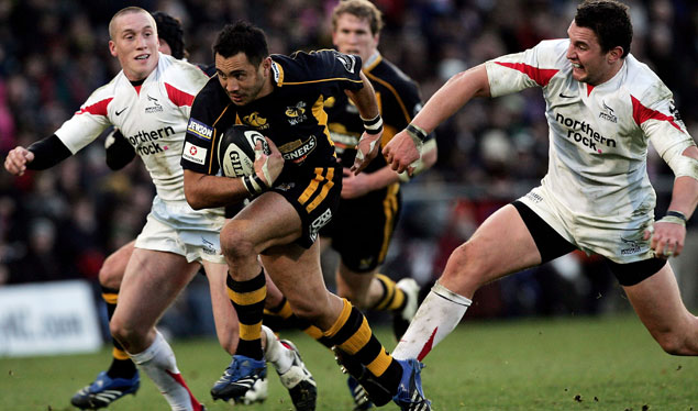 Wasps continue their phoenix rise against Newcastle