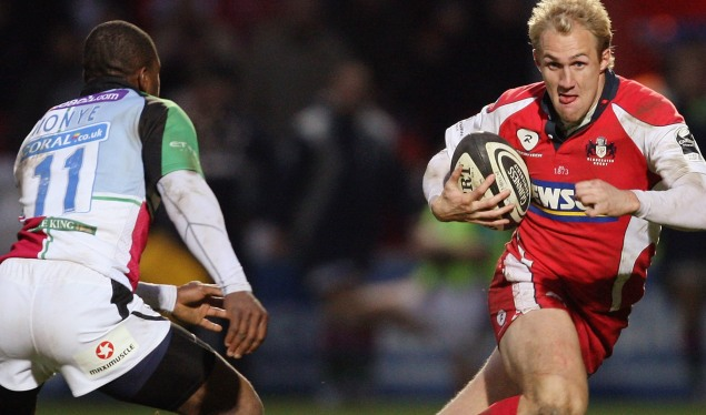 Gloucester fight back to edge out Quins