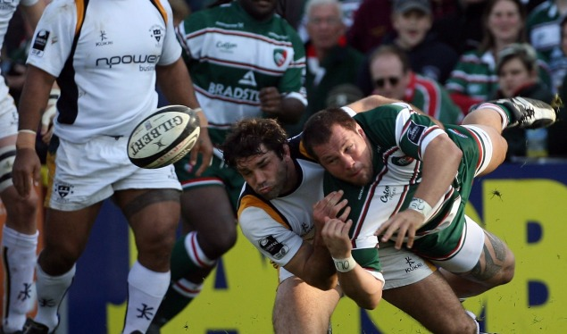 Tigers secure fourth Premiership win against Worcester at Welford Road