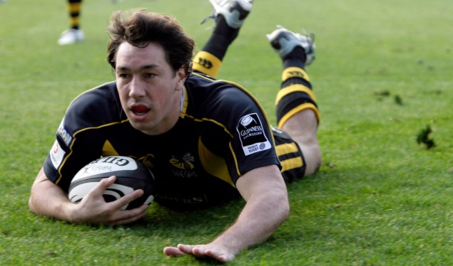 Wasps move from the bottom of the table with Irish victory