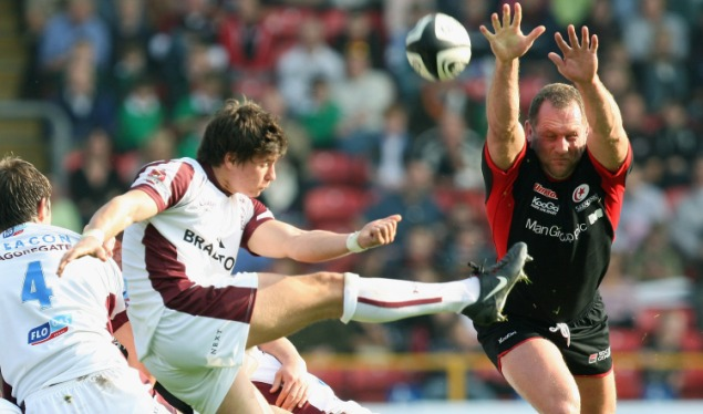 Saracens secure second-half win against Tigers