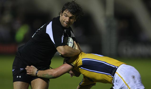 Leeds Carnegie rattle the Falcons