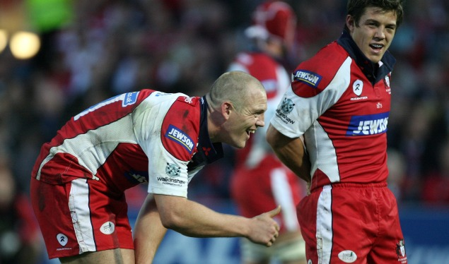 Tindall try caps Gloucester victory