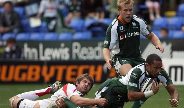 Irish keep clean slate against Newcastle at Madjeski