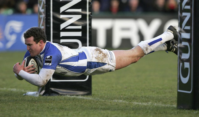 Warriors fortress falls to Bath