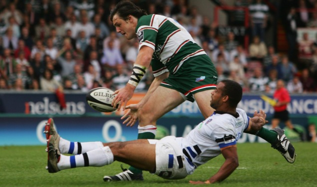 Leicester leave it late to beat Bath