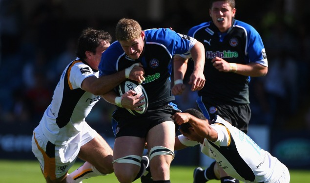 Bonus-point Bath make most of debutants