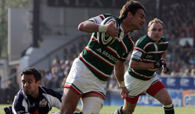 Leicester Tigers power into Final