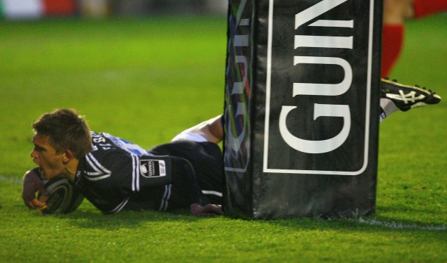 Flood sees Falcons home at Kingston Park