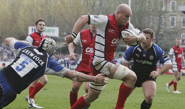 Fourteen man Bath hold off Gloucester