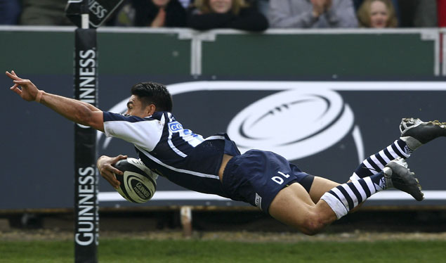 Bristol score vital win over Worcester Warriors