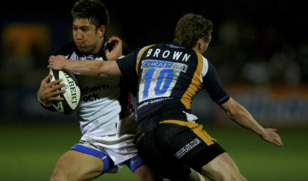 Worcester stun Falcons to move off the bottom