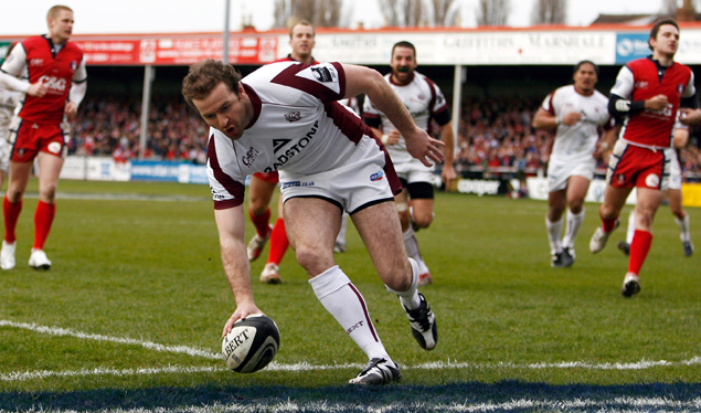 Gloucester defeat top of the table Leicester