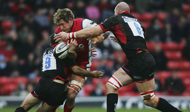 Chesney try sets up late win for Sarries