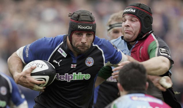 Bath collect bonus point victory