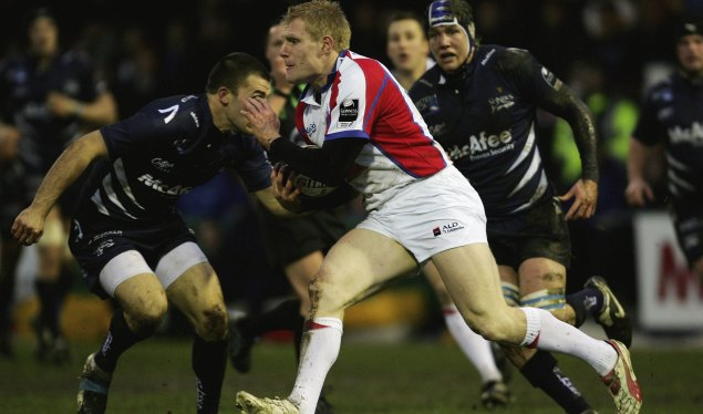 Bristol stun Sale to stay top of the table
