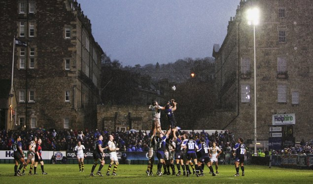 Bath ease pressure with Wasps win