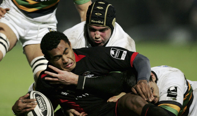 Jackson takes Sarries to convincing win