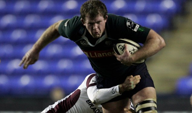 Irish see off Leicester fightback