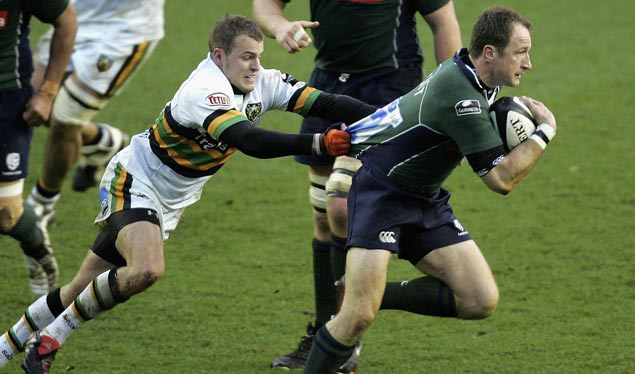 London Irish punish Northampton