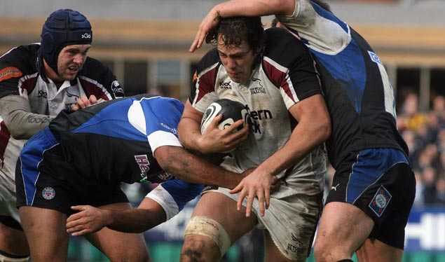 Bath secure a tense victory over Newcastle Falcons