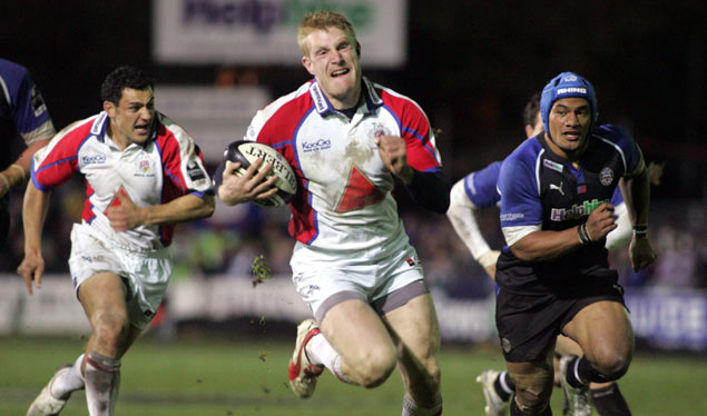 Bristol comfortably hold off Bath