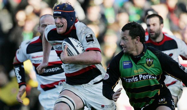 Saracens demolish Northampton Saints