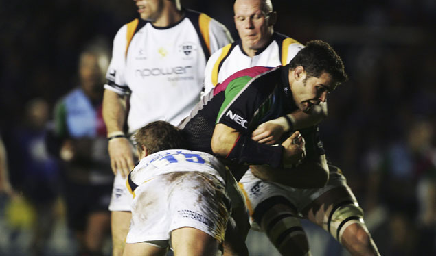 Gomarsall helps Quins to victory over Worcester