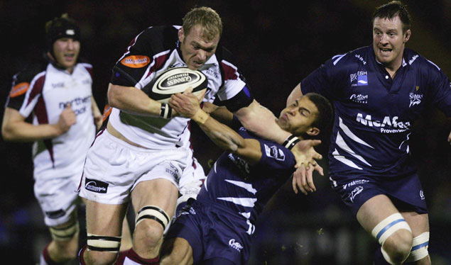 Falcons subdue Sharks with first away win