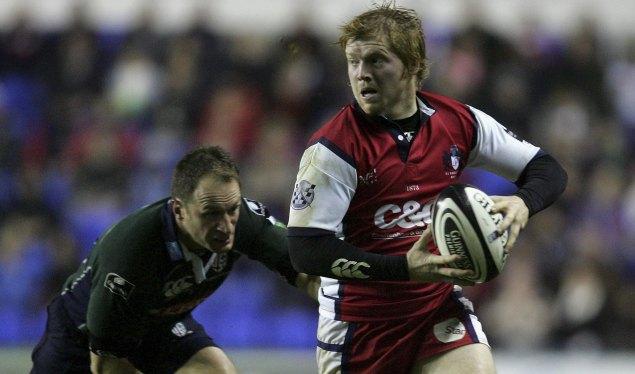 Simpson-Daniel stars for Gloucester against Irish