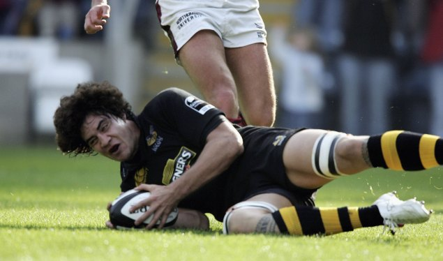 Superb Wasps inflict five-try battering on Falcons