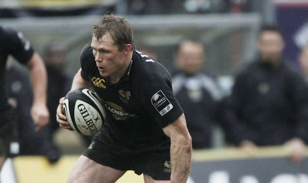 Lewsey stars as Wasps score win over Exiles